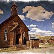 Bodie Church - Impressions Art Print
