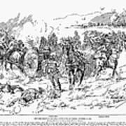 Boer War, 1899 Art Print