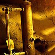 Boiler Room Art Print