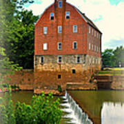 Bollinger Mill Art Print
