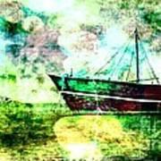 Bon Voyage Art Print by Ankeeta Bansal