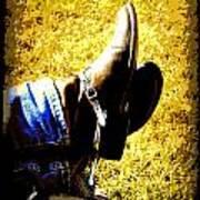 Boots1 Art Print