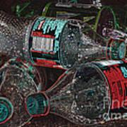 Bottle Deposit Art Print