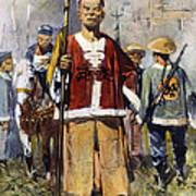 Boxer Rebellion, 1900 Art Print