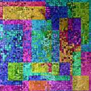 Boxes Boxes Boxes II Art Print
