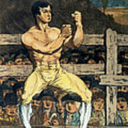 Boxing Champion, 1790s Art Print
