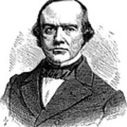 B.r. Curtis (1808-1874) Art Print