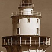 Brandywine Shoal Lighthouse Art Print
