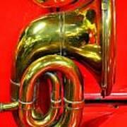 Brass Band Art Print