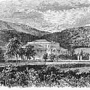 Brazil: Emperors Palace Art Print