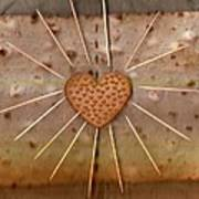 Bread  Sunshine And Love Art Print