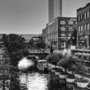 Bricktown Canal II Art Print