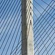 Bridge Abstract Art Print