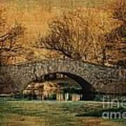 Bridge From The Past Art Print