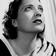 British Agent, Kay Francis, 1934 Print by Everett