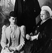British Royal Family. Mary, Duchess Art Print