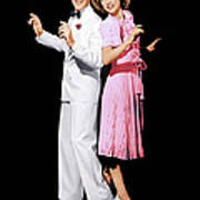 Broadway Melody Of 1940, From Left Fred Print by Everett