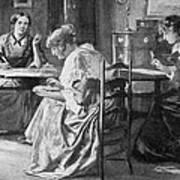 Bront� Sisters Art Print by Granger