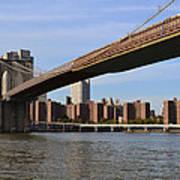 Brooklyn Bridge1 Art Print