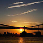 Brooklyn Sunrise Art Print