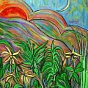 Brother Sun Sister Moon Art Print