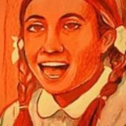 Brown Girl In The Ring Art Print