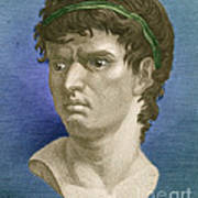 Brutus, Roman Politician Art Print