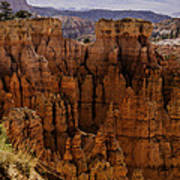 Bryce Canyon 01 Art Print