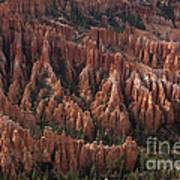 Bryce Canyon At Dusk Art Print