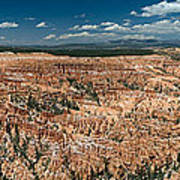 Bryce Canyon Panaramic Art Print