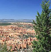 Bryce Canyon Panoramic Art Print
