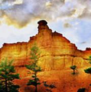 Bryce National Park Sunset Art Print