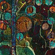 Bubble Tree - Spc01ct04 - Right Art Print