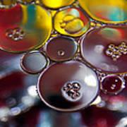 Bubbles Iv Art Print