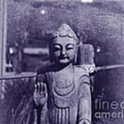 Buddhas Words Art Print