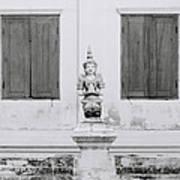 Buddhism Art Print
