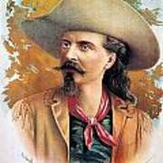 Buffalo Bill Cody, C1888 Art Print