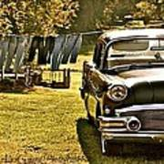 Buick For Sale Art Print