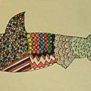 Bull Shark Art Print