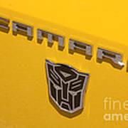 Bumble Bee Logo-7909 Art Print
