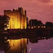 Bunratty, County Clare, Ireland Art Print
