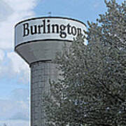 Burlington Art Print