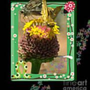 Butterflies 3d Art Print