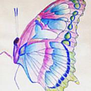 Butterflly Print Art Print
