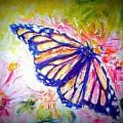 Butterfly Beauty 3 Art Print