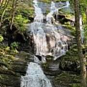 Buttermilk Falls Nj Art Print