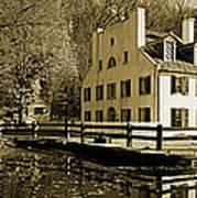 C-o Canal Lock 20 Art Print