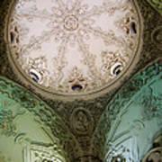 Cadiz Spain Church Art Print