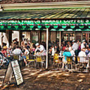 Cafe Du Monde Art Print by Brenda Bryant
