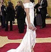 Cameron Diaz Wearing Valentino Couture Art Print